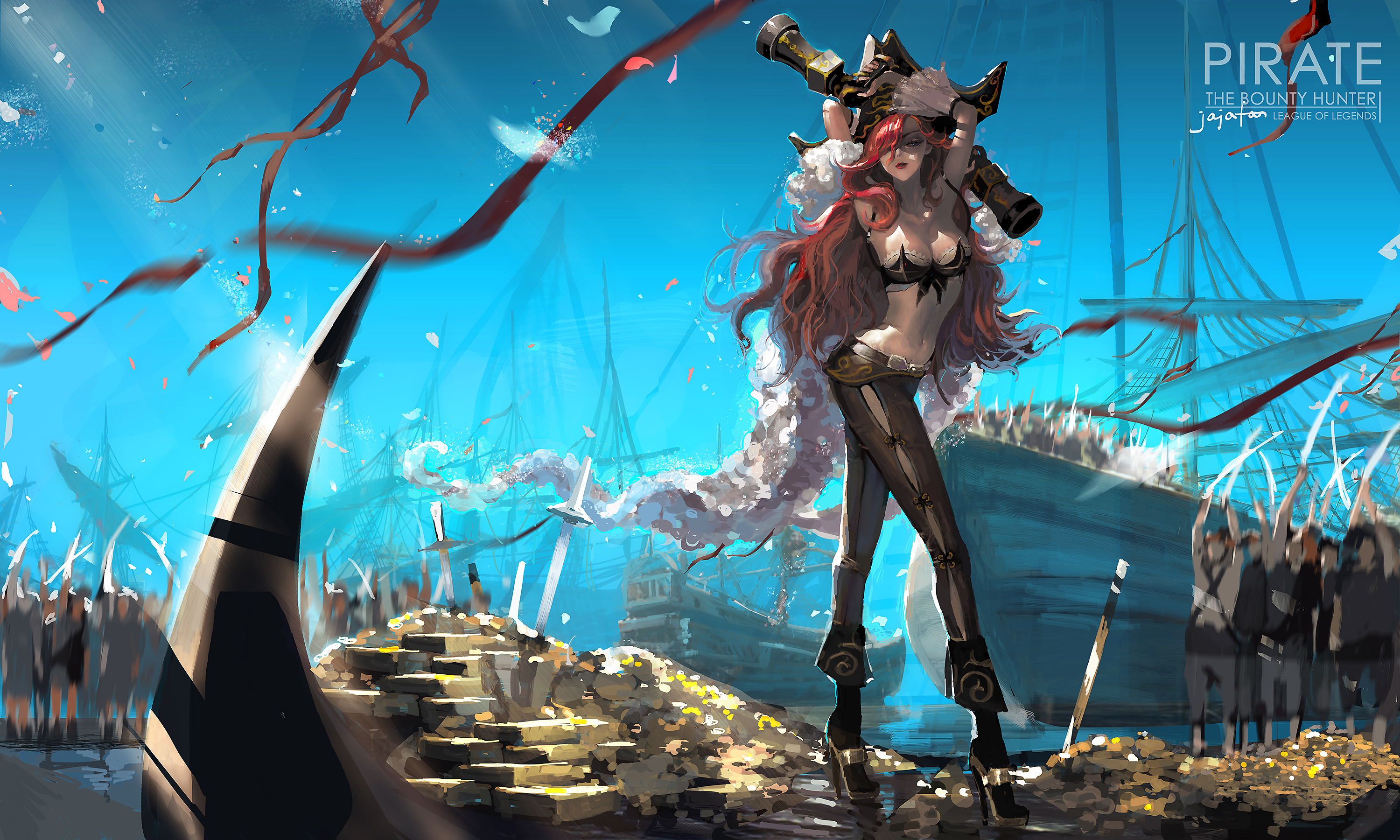 Miss Fortune Lolwallpapers
