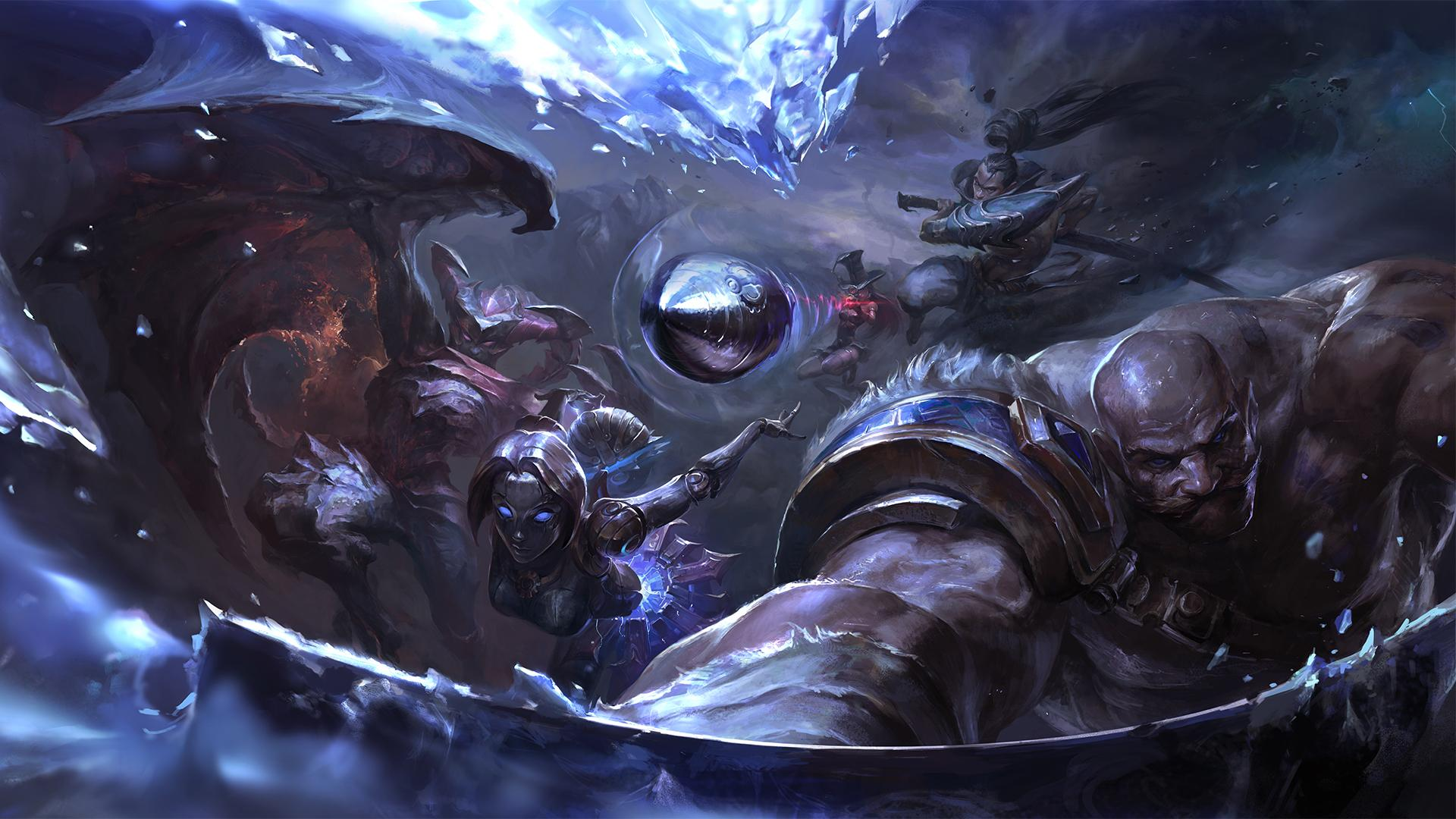 Braum Lolwallpapers
