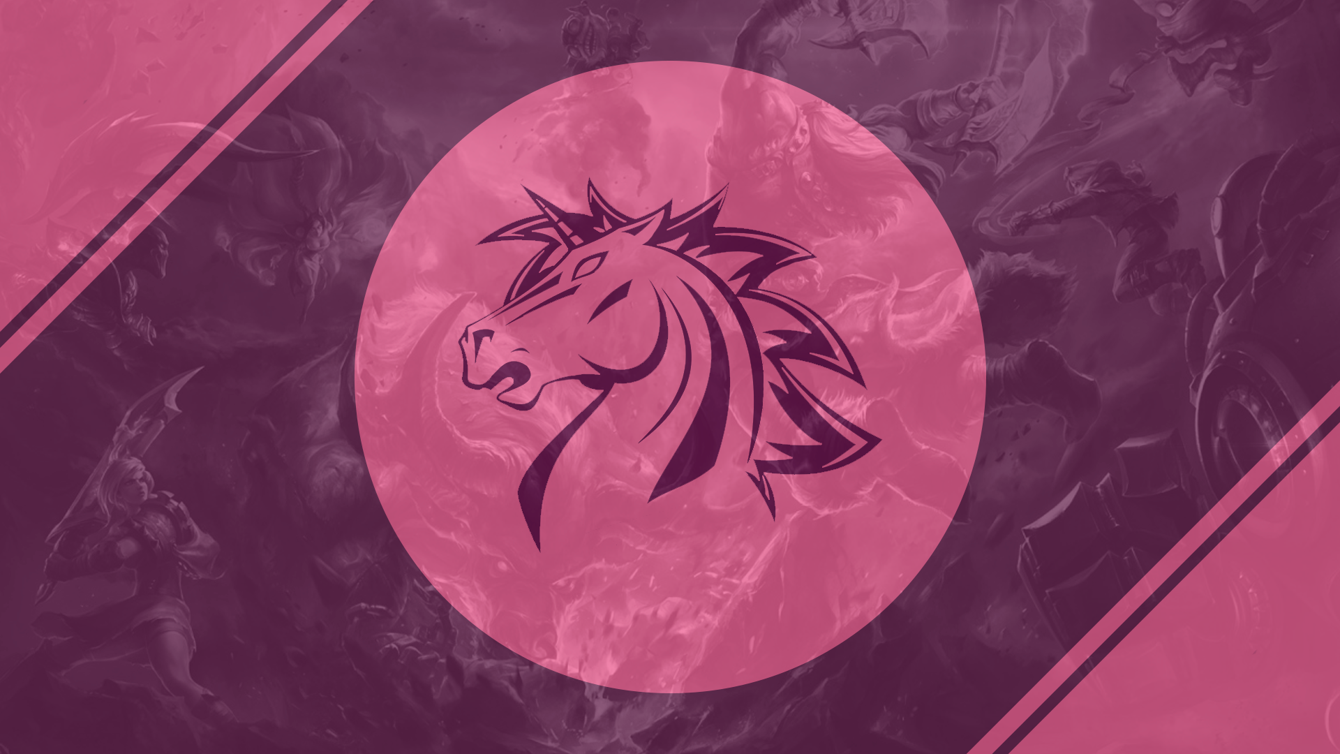 Unicorns Of Love | LoLWallpapers